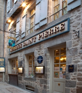 Hotel Auberge Saint Pierre Mont Saint Michel