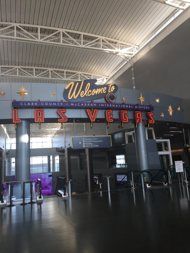 Las Vegas McCarran Airport - November 2014