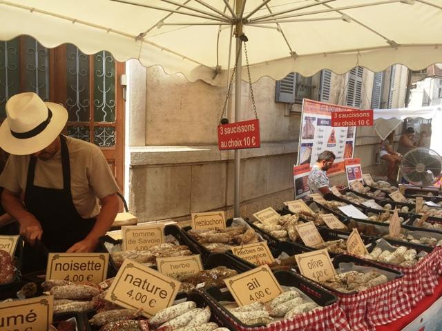 danetigress travel blog wine route burgundy cheese sausage