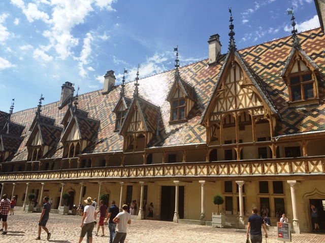 hospices of beaune travel blog danetigress burgundy wine route