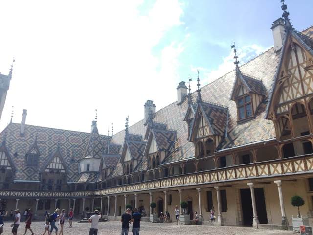 danetigress travel blog wine route burgundy hospices de beaune