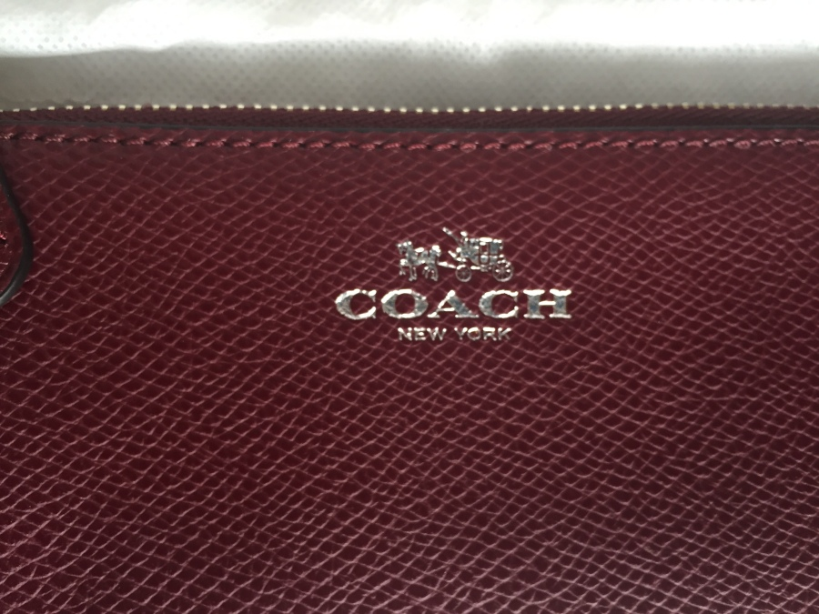 danetigress coach review slg wristlet handbag luxury purse