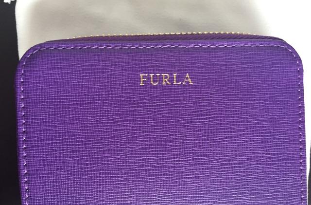 danetigress fashion blog furla babylon wallet slg review