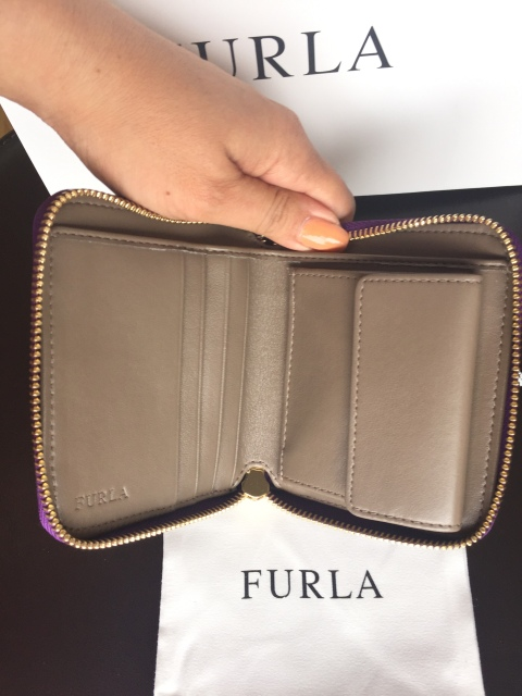 danetigress fashion blog furla slg wallet babylon review