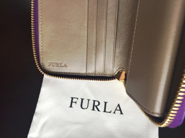 danetigress fashion blog slg furla babylon wallet review