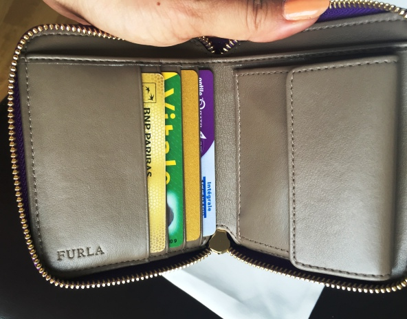 danetigress slg fashion blog furla babylon wallet review unboxing