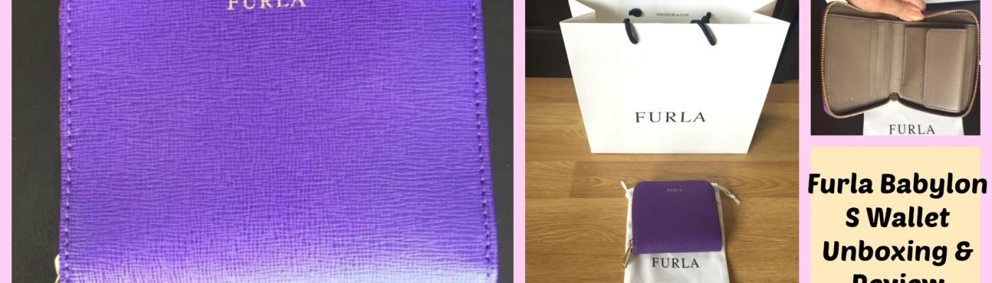 danetigress fashion blog furla babylon s wallet unboxing and review slg hangbag