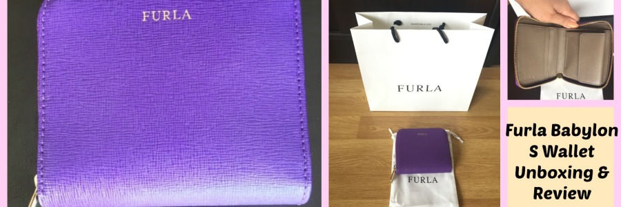 danetigress fashion blog furla babylon s wallet unboxing and review slg hangbag